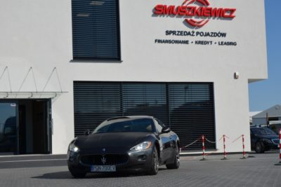 1 63 400x267 - Maserati GranTurismo