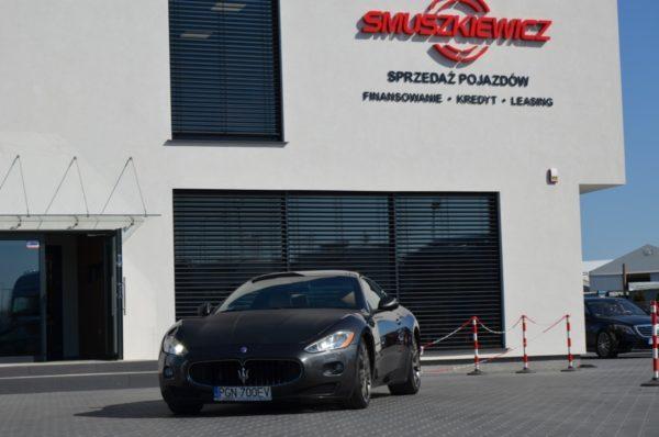 1 63 600x398 - Maserati GranTurismo