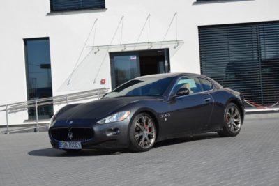 2 40 400x267 - Maserati GranTurismo