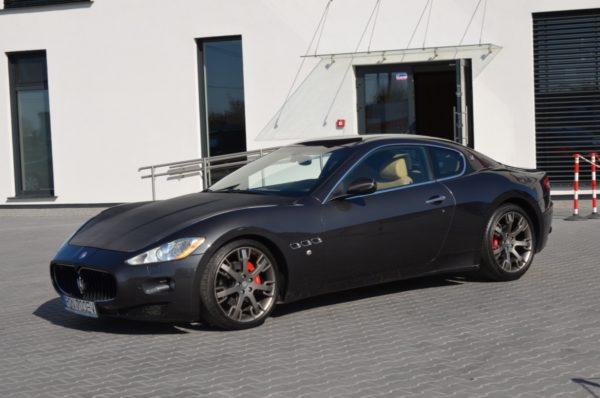 3 35 600x398 - Maserati GranTurismo