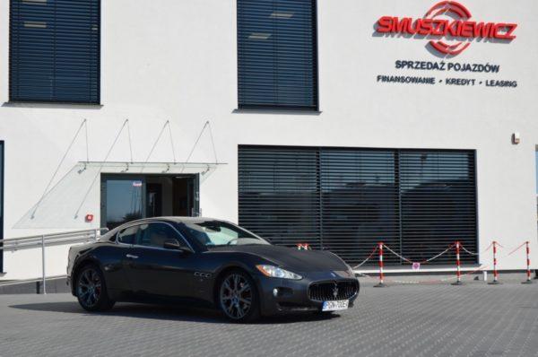 5 35 600x398 - Maserati GranTurismo