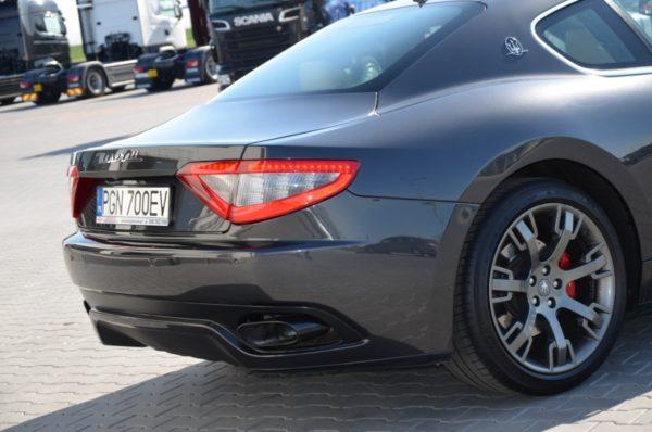 7 34 600x398 - Maserati GranTurismo