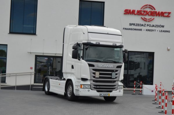 5 6 600x398 - SCANIA R 450 2015r. ECO LED ACC FULL OPC. Z DE 636