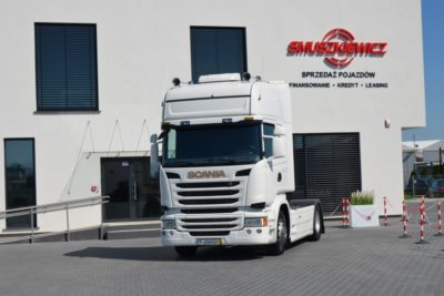 1 4 400x267 - SCANIA R 450 11.2014 E6 ECO LED KLIMA POS. DE 529