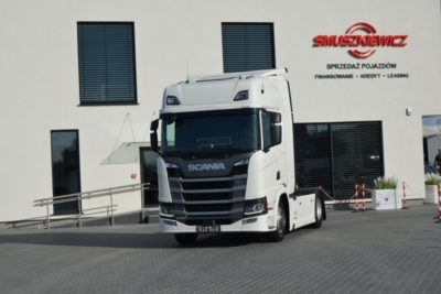 1 27 400x267 - SCANIA R 450 2017 NOWY MODEL KLIMA POS LED ACC 385