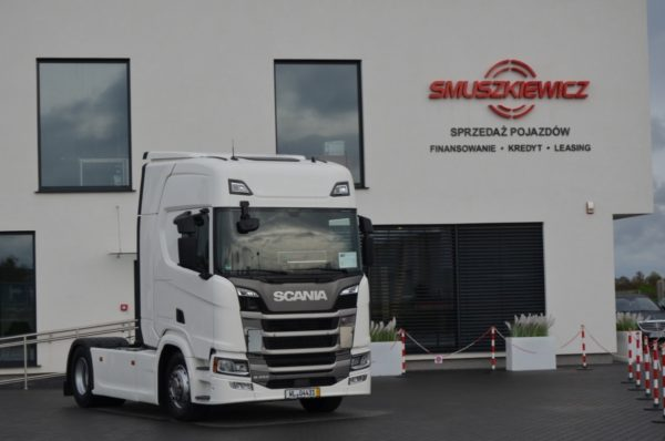 1 52 600x398 - SCANIA R 450 2017 NOWY MODEL KLIMA POS LED ACC 701