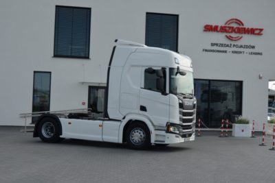 1 8 400x267 - SCANIA R 450 2017 NOWY MODEL KLIMA POS LED ACC 618
