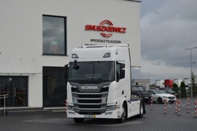 8 27 400x267 - SCANIA R 450 2017 NOWY MODEL KLIMA POS LED ACC 701