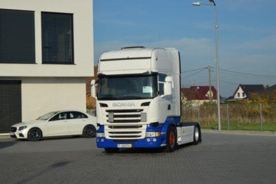 1 67 400x267 - SCANIA R 410 2014r. MEGA EURO 6 Z NIEMIEC 650