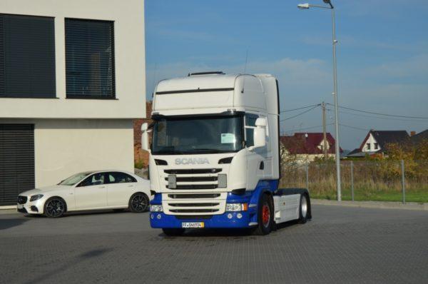 1 67 600x398 - SCANIA R 410 2014r. MEGA EURO 6 Z NIEMIEC 650