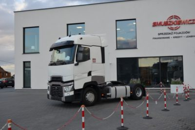 2 57 400x267 - RENAULT T 480 HIGH SLEEPER 2016r ASYSTENT PASA 948