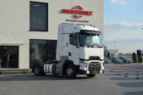 3 46 600x398 - RENAULT T 480 HIGH SLEEPER 2016r ASYSTENT PASA 948