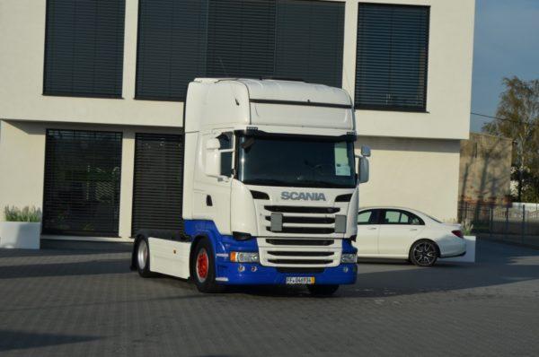 4 36 600x398 - SCANIA R 410 2014r. MEGA EURO 6 Z NIEMIEC 650