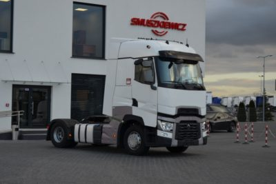 4 56 400x267 - RENAULT T 480 HIGH SLEEPER 2016r ASYSTENT PASA 948