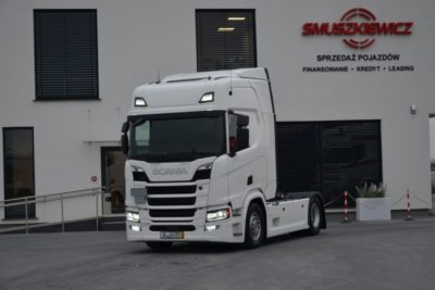 1 22 400x267 - SCANIA R 450 2017 NEW MODEL KLIMA POS. LED ACC 698
