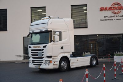 2 14 400x267 - SCANIA R 450 11.2014 E6 ECO LED KLIMA POS. DE 842