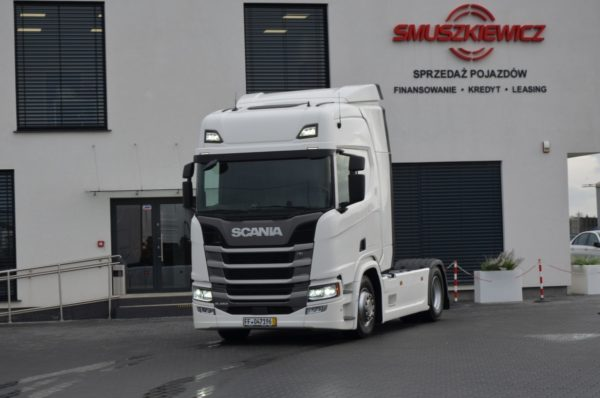 1 3 600x398 - SCANIA R 450 2017 NEW MODEL KLIMA POS. LED ACC 593