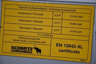 13 11 400x267 - SCHMITZ VARIOS 2012/13r MULTILOCK DACH POD. XL 663