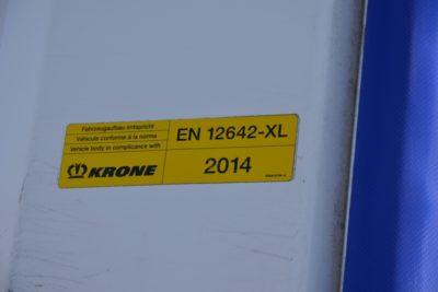 14 13 400x267 - NACZEPA KRONE 2014r. MULTILOCK LAMPY LED XL DE 623