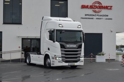 3 1 400x267 - SCANIA R 450 2017 NEW MODEL KLIMA POS. LED ACC 593