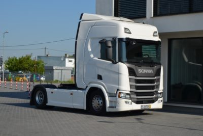 3 34 400x267 - SCANIA R 450 2017 NEW MODEL KLIMA POS. LED ACC 593