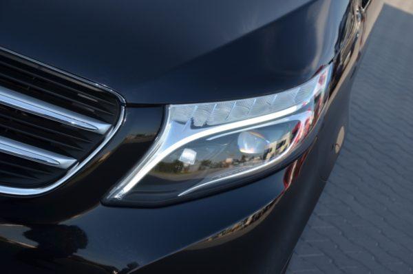 13 9 600x398 - MERCEDES-BENZ KLASA V 250d 10.2018r NAVI FULL LED