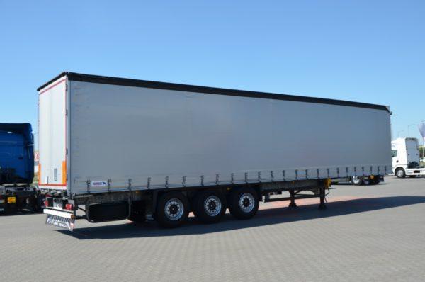 5 3 600x398 - NACZEPA SCHMITZ 2014r. MULTILOCK OCYNK CODE XL 458