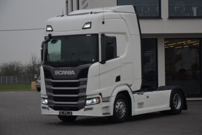 1 29 400x267 - SCANIA R 450 10.2018r NEW 170000km! LED ACC DE 996