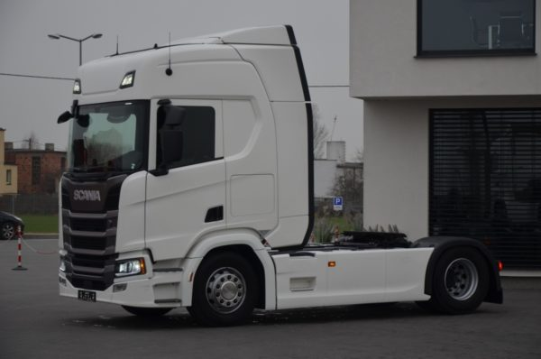 2 14 600x398 - SCANIA R 450 10.2018r NEW 170000km! LED ACC DE 996