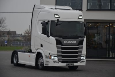 3 14 400x267 - SCANIA R 450 10.2018r NEW 170000km! LED ACC DE 996