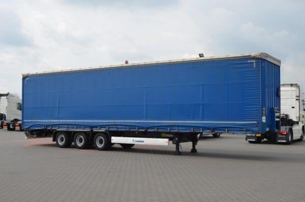 1 48 600x398 - KRONE MEGA POD. DACH AUTOMATYCZNE KŁONNICE XL 306