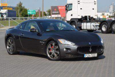 1 16 400x267 - Maserati GranTurismo 4.2 V8, piękne włoskie coupe!
