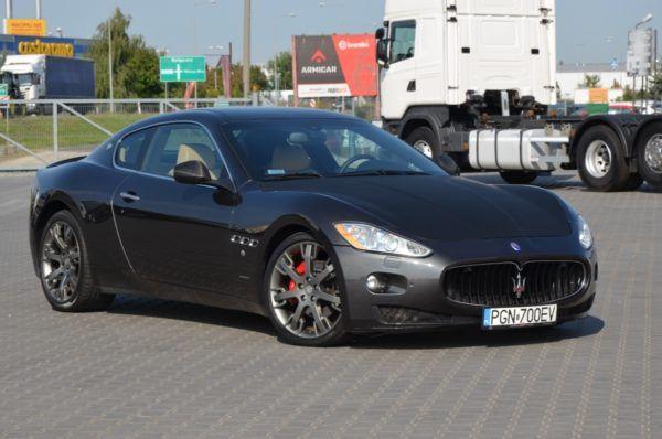 1 16 600x398 - Maserati GranTurismo 4.2 V8, piękne włoskie coupe!