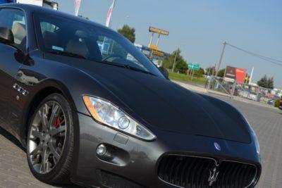 13 7 400x267 - Maserati GranTurismo 4.2 V8, piękne włoskie coupe!
