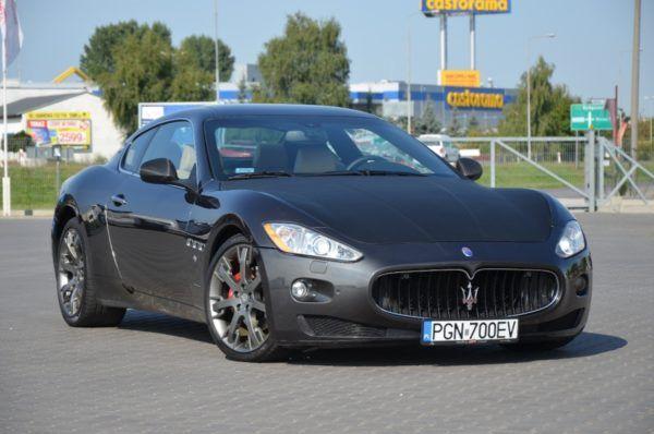 2 8 600x398 - Maserati GranTurismo 4.2 V8, piękne włoskie coupe!