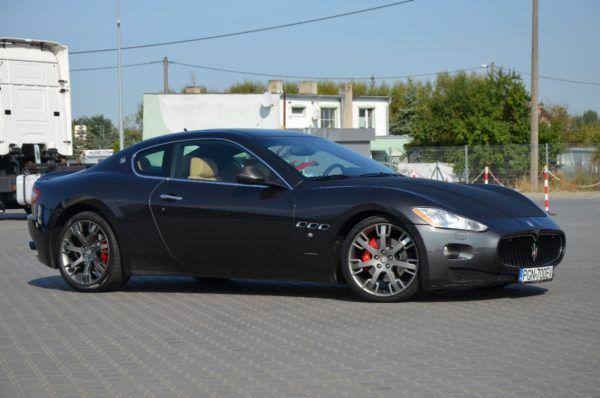 3 8 600x398 - Maserati GranTurismo 4.2 V8, piękne włoskie coupe!