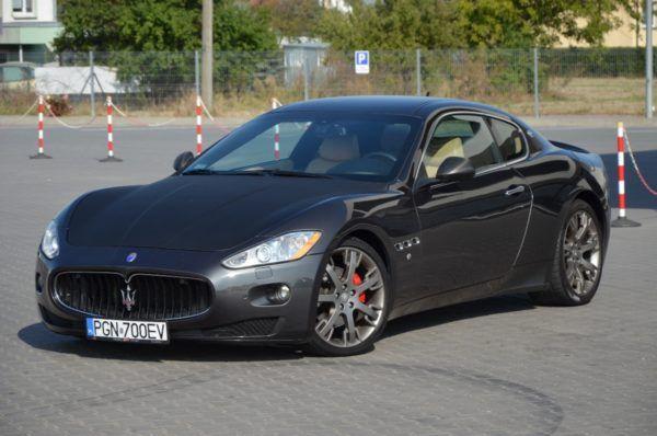 5 8 600x398 - Maserati GranTurismo 4.2 V8, piękne włoskie coupe!