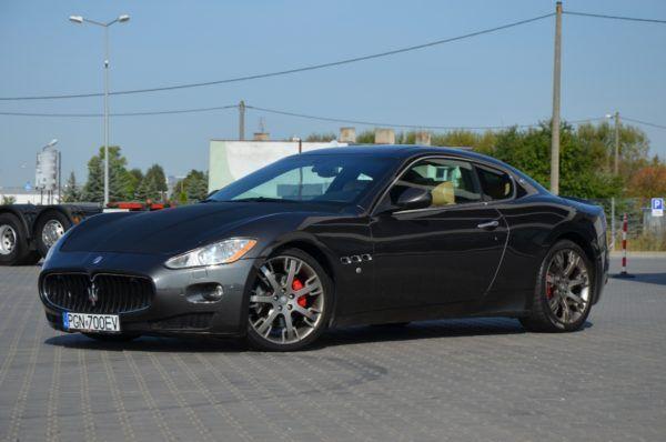 6 8 600x398 - Maserati GranTurismo 4.2 V8, piękne włoskie coupe!