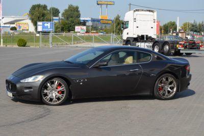 7 8 400x267 - Maserati GranTurismo 4.2 V8, piękne włoskie coupe!