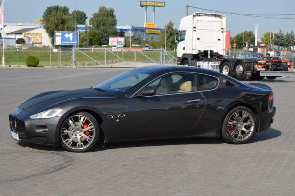7 8 600x398 - Maserati GranTurismo 4.2 V8, piękne włoskie coupe!