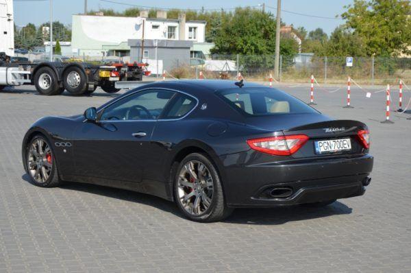 8 8 600x398 - Maserati GranTurismo 4.2 V8, piękne włoskie coupe!